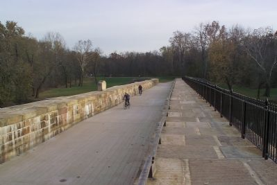 Monocacy Aqueduct image. Click for full size.