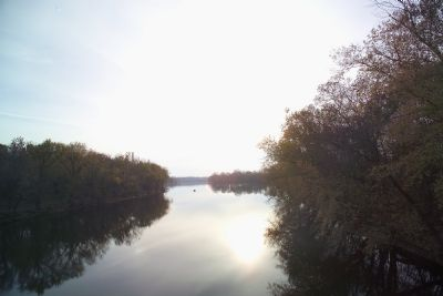 The Mouth of the Monocacy River Photo, Click for full size