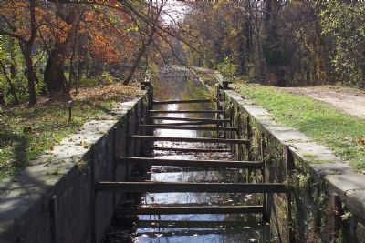 C&O Canal Lock 6 Photo, Click for full size