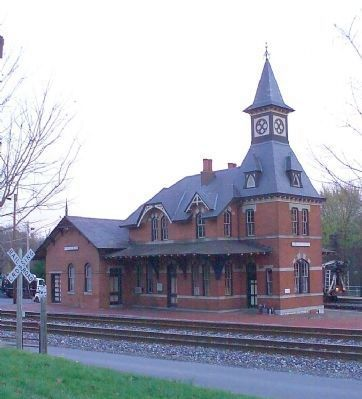 Point of Rocks Station Today Photo, Click for full size