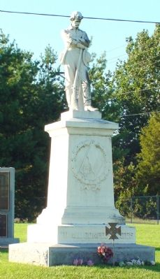 "UDC ""To All Confederates"" Monument image. Click for full size."