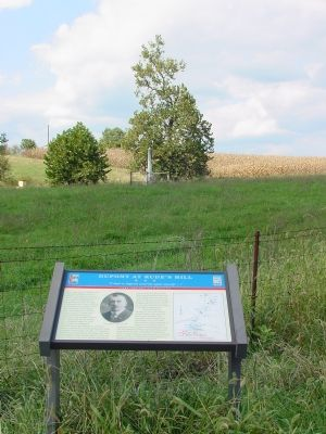 Dupont at Rude�s Hill Marker image. Click for full size.