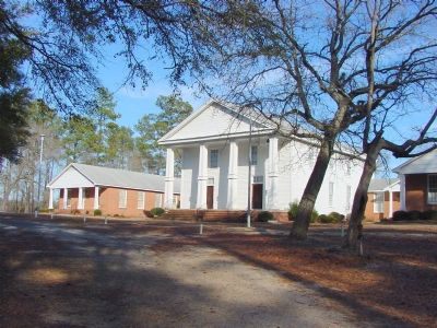 Cape Fear Baptist Church image. Click for full size.
