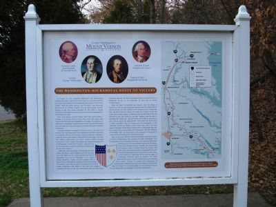 The Washington-Rochambeau Route To Victory image. Click for full size.