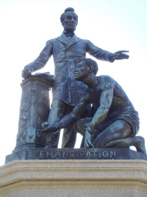 """Emancipation"" image. Click for full size."