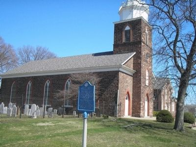 Dutch Reformed Church and Burial Grounds image. Click for full size.