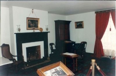 The McLean House Parlor image. Click for full size.