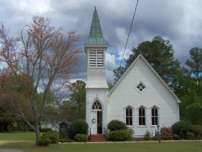 United Methodist Church, Hendersonville Photo, Click for full size