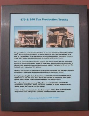 170 & 240 Ton Production Trucks Marker image. Click for full size.