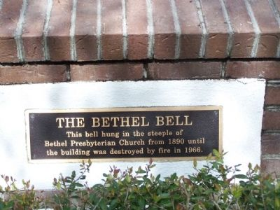 Bethel Bell Caption image. Click for full size.