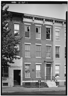 The Carter G. Woodson house image. Click for full size.