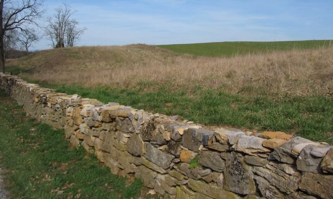4th New York at the Sunken Road image. Click for full size.