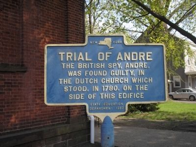 Trial of Andre Marker image. Click for full size.