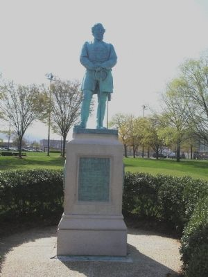 Sedgwick Statue at West Point image. Click for full size.