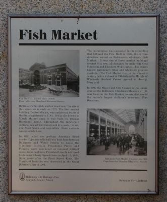 Fish Market Marker image. Click for full size.