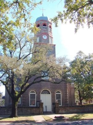 Prince George Winyah Episcopal Church image. Click for full size.