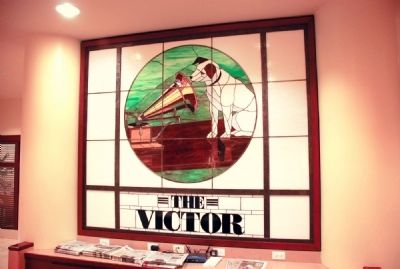 The Victor Building lobby image. Click for full size.
