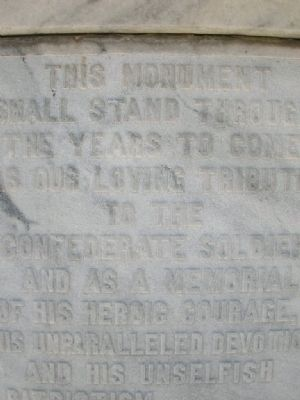 Side 4 of marker. image. Click for full size.