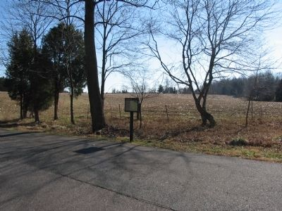Driving Tour Stop Five - Wilderness Battlefield image. Click for full size.