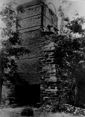 Curtis Creek Furnace image. Click for more information.