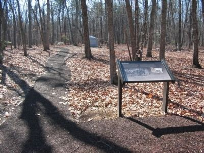 The Second Wayside on the Loop Trail Photo, Click for full size
