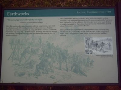 Earthworks Marker Photo, Click for full size