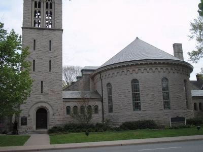 First Presbyterian Church of Morristown image. Click for full size.