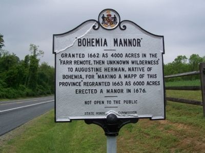 """Bohemia Mannor"" Marker Photo, Click for full size"