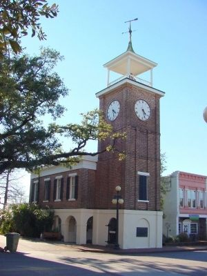 Town Clock Building image. Click for full size.