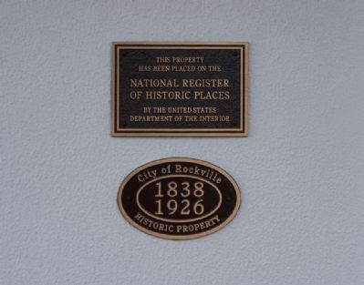 Glenview Mansion Marker Photo, Click for full size