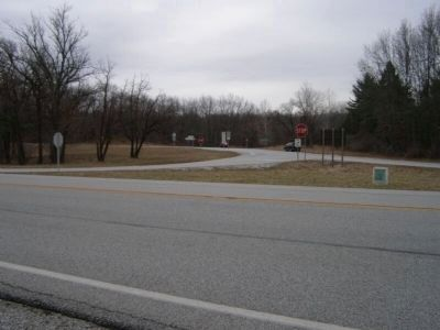 Intersection of US 12 (Dunes Hiway) and SR 49 image. Click for full size.