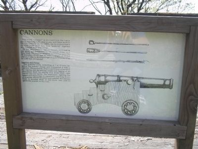Cannons Marker image. Click for full size.