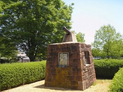 Battle of Short Hills Monument image. Click for full size.
