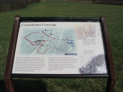 Confederates Converge Marker image. Click for full size.