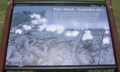 Fake Attack - September 14th Marker image. Click for full size.