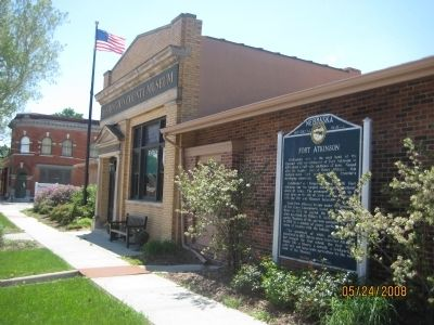 Washington County Historical Museum image. Click for full size.