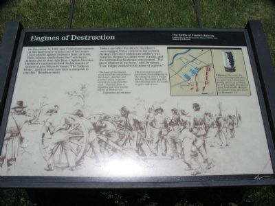 Engines of Destruction Marker image. Click for full size.