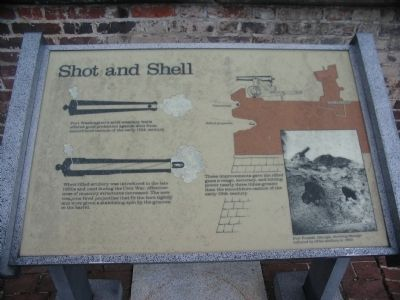 Shot and Shell Marker image. Click for full size.