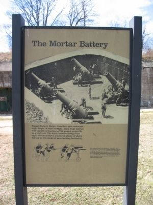 The Mortar Battery Marker image. Click for full size.