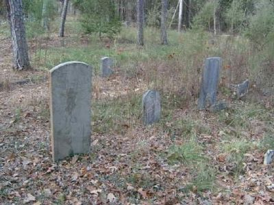 Pickens Cemetery Photo, Click for full size