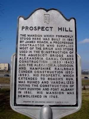 Prospect Hill Marker Photo, Click for full size