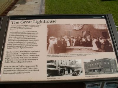 The Great Lighthouse Marker image. Click for full size.