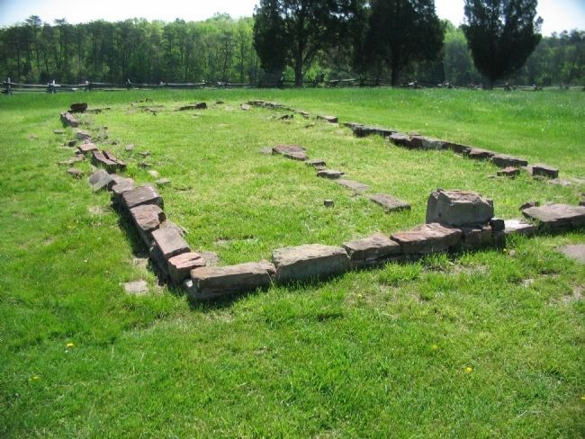 Robinson House Ruins image. Click for full size.