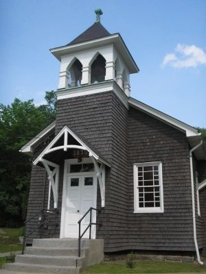 United Methodist Church of Fort Montgomery Photo, Click for full size