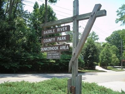 Saddle River County Park image. Click for full size.