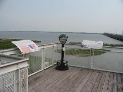 Choptank River Overlook image. Click for full size.