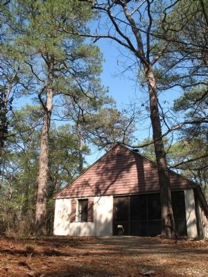 Cabin in First Landing State Park image. Click for full size.