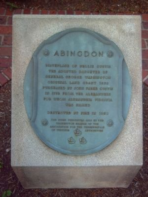 Abingdon Marker image. Click for full size.