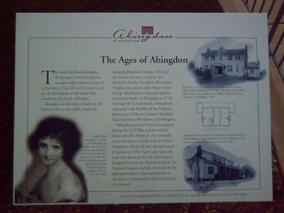 The Ages of Abingdon Marker image. Click for full size.