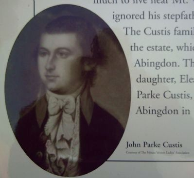 John Parke Custis image. Click for full size.